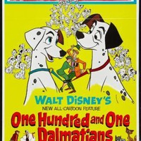 101 Dalmations Poster 24x36