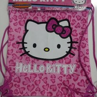 Sling Bag - Hello Kitty - Pink Leopard