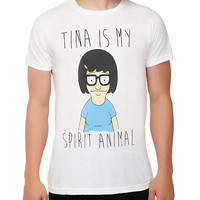 Bob's Burgers Tina Is My Spirit Animal T-Shirt