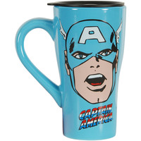 Captain America - Travel Mug