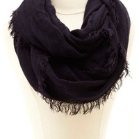 Super Soft Knit Infinity Scarf by Charlotte Russe