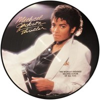 Michael Jackson - Thriller LP