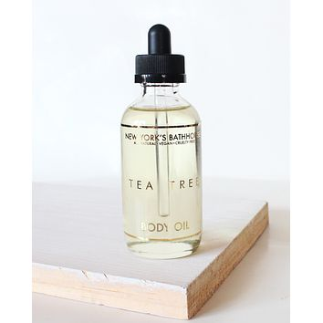Essential- Tea Tree Body Oil