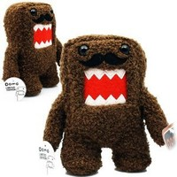 "Amazon.com: Licensed 2 Play Domo Moustache 6 1/2"" Plush Novelty Doll: Toys & Games"