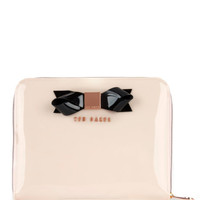 Bow iPad case - Light Pink   Gift Accessories   Ted Baker ROW