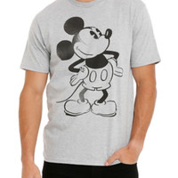 Disney Mickey Mouse Faded T-Shirt
