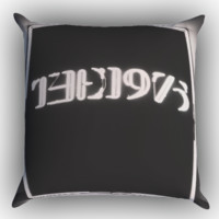 The 1975 band cover Zippered Pillows  Covers 16x16, 18x18, 20x20 Inches