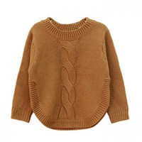 Evelyn Pullover Sweater