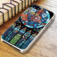 the avengers super heroes Thor Iron man Captain american   For iPhone 6 Plus Cases   Free Shipping   AH0087
