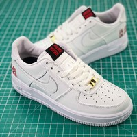 Nike Air Force 1 Low Premium White Fashion Shoes - Best Online Sale