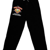 Dental Assistant - Superpower Adult Lounge Pants