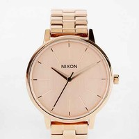 Nixon Kensington Rose Gold Watch- Rose One