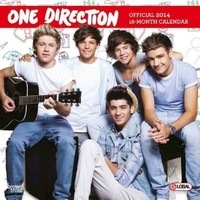 One Direction Square 12x12 2014 Calendar