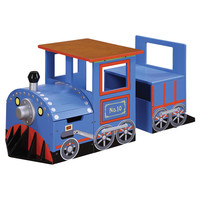 You should see this Wings & Wheels Kid's 2 Piece Table & Chair Set in Blue on Daily Sales!