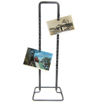 POSTCARD AND PHOTO CLIP STAND