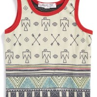 Infant Boy's Joah Love Graphic Tank Top