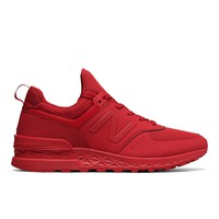 spbest NEW BALANCE MS574SCP - RED