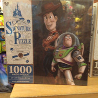 disney parks woody & buzz 20th anniversary puzzle 1000 pcs new with box