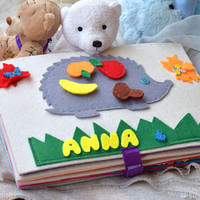Busy book, Learning toy, Activity toys, educational, Montessori Toddler, Felt quiet book, pre school, baby travel kids games, sensory church