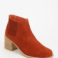 F-Troupe Chelsea Heeled Ankle Boot - Urban Outfitters