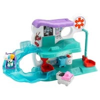 Bubble Guppies Check-Up Center by Fisher-Price (Transparent)