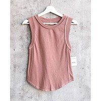 Free People - We The Free Go To Tank in Pink