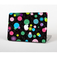 """The Neon Colorful Stringy Orbs Skin for the Apple MacBook Air 13"""""""