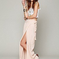Jen's Pirate Booty  Spinner Maxi Skirt at Free People Clothing Boutique