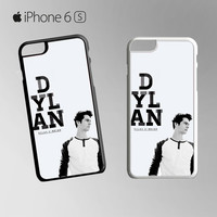 Dylan O'Brien for Iphone 4/4S Iphone 5/5S/5C/6/6S/6S Plus/6 Plus/7/7 Plus Phone case