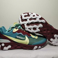 Nike Upcoming React Element 87 Red/Green 36-45