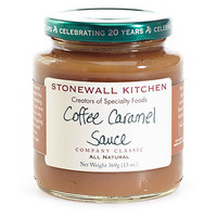 Coffee Caramel Sauce | Dessert Toppings | Stonewall Kitchen - Specialty Foods, Gifts, Gift Baskets, Kitchenware and Kitchen Accessories, Tableware, Home and Garden Décor and Accessories