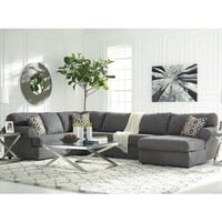 DCCKH0D Signature Design by Ashley Jayceon 3-Piece LAF Sofa Sectional in Fabric