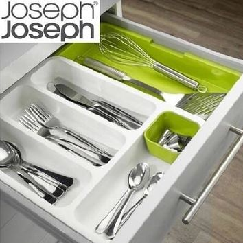 Storage Box Tableware Drawer Orgnaiser [6432399750]