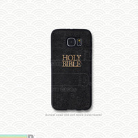 The Bible, Custom Phone Case for Galaxy S4, S5, S6
