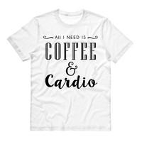 Coffee And Cardio Shirt