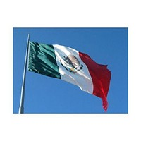 90 * 150 cm flag Various countries in the world Polyester banner flag    Mexico