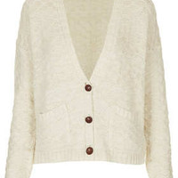 Knitted Girlie Stitch Cardi - New In This Week  - New In