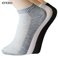 10Pairs  Invisible Men's Ankle Socks
