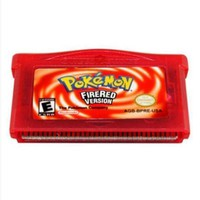 Pokemon GameBoy Advanced Collection- Fire Red, Leaf Green, Emerald, Ruby, Sapphire