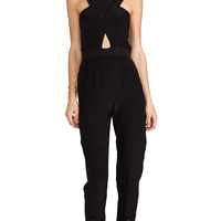 Maurie & Eve Glow Jumpsuit in Black