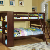 Tomkins Bookcase Bunk Beds