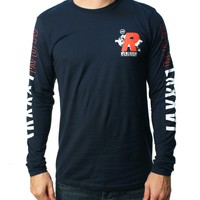 Young & Reckless Men's Prelims Long Sleeve Graphic T-Shirt