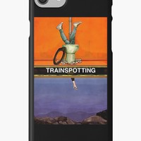 'trainspotting' iPhone Case/Skin by putrabos