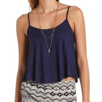 Strappy Swing Cami by Charlotte Russe