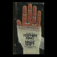 Night Shift by Stephen King (1979 Paperback)