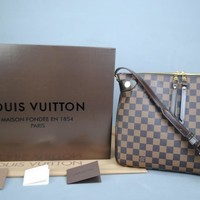Louis Vuitton Duomo Ladies Bag Damentasche Pre-Owned Like New Free DHL Shipping
