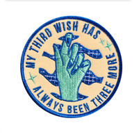 Three Wishes Patch