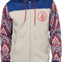 Volcom Azzy Tribal Tech Fleece Jacket
