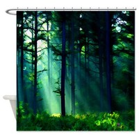 Life Shower Curtain> Landscape/Nature> Tropical Design Studio