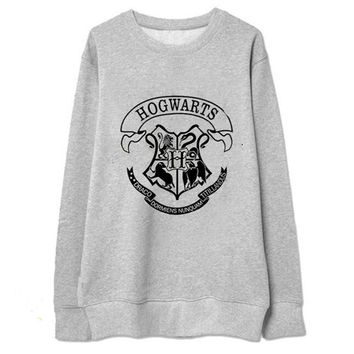 Harry Potter Glasses Prints Hoodies Women/'s Autumnn Fashion Long Sleeve Pullove